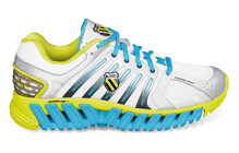 K-Swiss Blade-Max Stable Women&#039;s silver/optic yellow/fiji blue